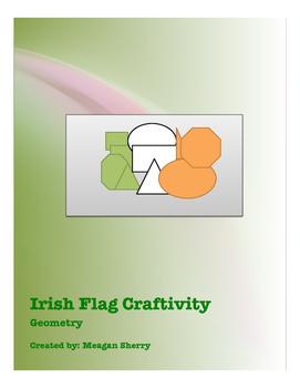 Irish Flag Craftivity