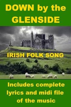 Irish Folk Song - Down by the Glenside