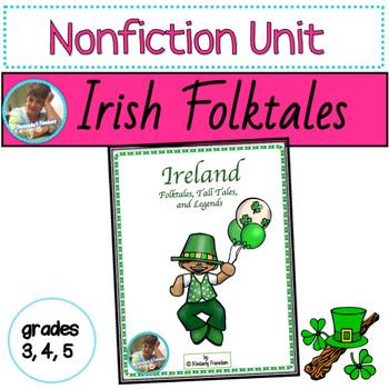 Irish Folktales, Tall Tales, and Myths