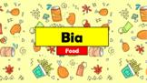 Irish (Gaeilge) - Food Vocabulary (Duolingo) - PowerPoint