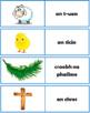 Irish (Gaeilge) - Easter Vocabulary - PowerPoint + Flashcards