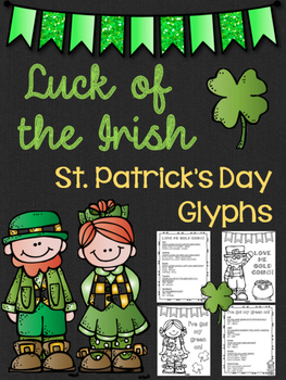 Irish Glyphs - Celebrating St. Patrick's Day