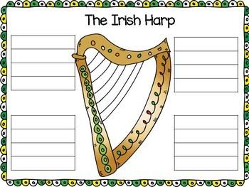 Irish Harp - Activity