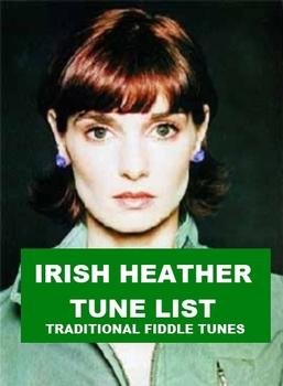 Irish Heather Tune List