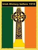Irish History before 1910