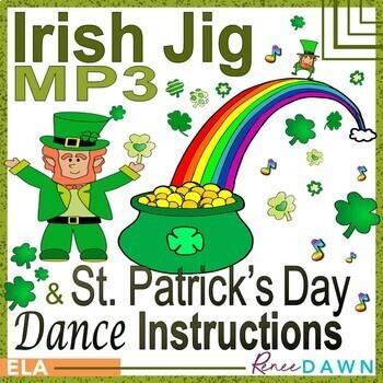 Irish Jig MP3 - St. Patrick's Day Dance
