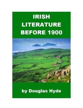 Irish Literature before 1900