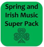 Irish Music Super Pack