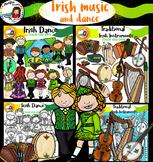 Irish Music and Dance Bundle