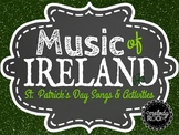 Music of Ireland and Tempo PowerPoint