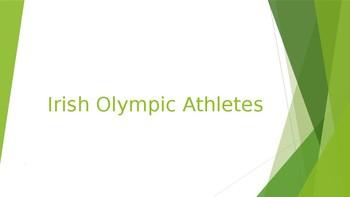 Irish Olympic Athlete Powerpoint