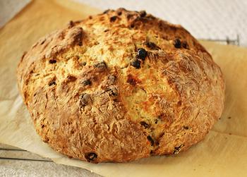 Irish Soda Bread Lesson Plan and Recipe