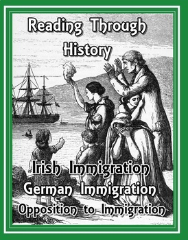 Irish and German Immigration and the Know-Nothing Party