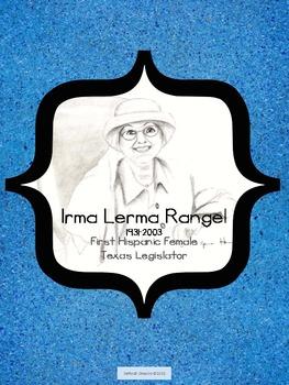 Irma Rangel Biography