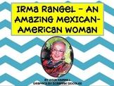 Irma Rangel Mini-Unit - Texas Second Grade