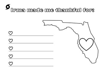 Irma made me thankful for...