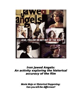 Iron Jawed Angels: Analyzing the Historical Accuracy
