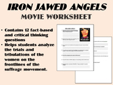 Iron Jawed Angels Movie Worksheet - USH/APUSH