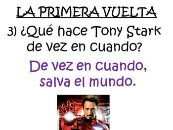 Superheroes Bundle -Iron Man, Captain America & The Avengers Spanish Movie Games