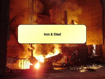 Iron & Steel Lesson