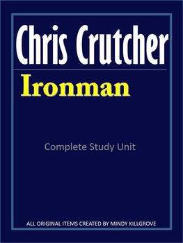 Ironman by Chris Crutcher: Complete Study Unit