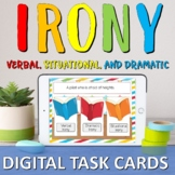 Irony Digital Boom Cards- Distance Learning