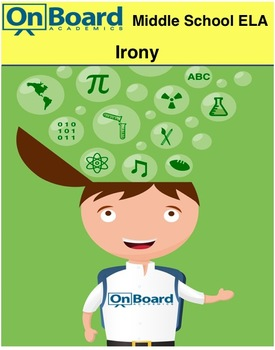 Irony-Interactive Lesson