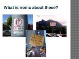 Irony Lesson: Pictures, Morisette, Mulan
