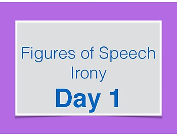 Pun Lessons - Figures of Speech