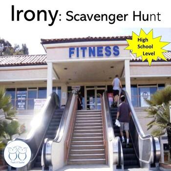 Irony Scavenger Hunt