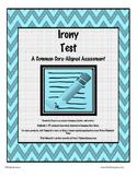 Irony Test