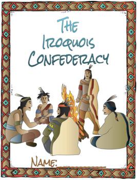 Iroquois Confederacy Lapbook