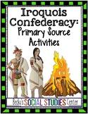 Iroquois Confederacy: Primary Source & Activities