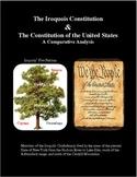 Iroquois Constitution & U. S. Constitution: An Analysis