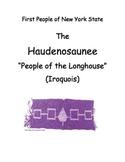 (Iroquois) Haudenosaunee Info Book
