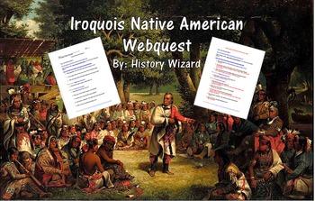 Iroquois Native American Webquest
