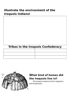 Iroquois Resource Booklet