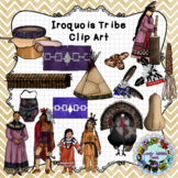 Iroquois Tribe Clip Art