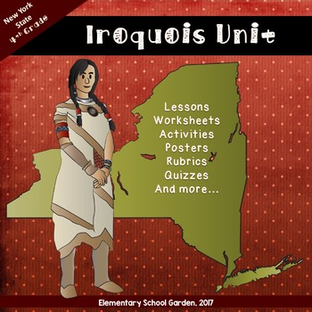 Iroquois Unit - Eastern Woodland Native Americans of New York State