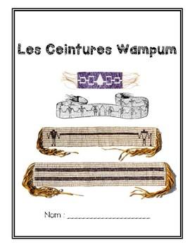 Iroquois Wampum Belts - Social Studies