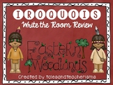Iroquois Write the Room End of Unit Review