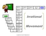Irrational Movement