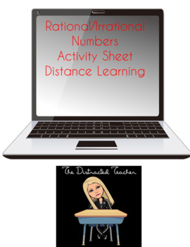 Irrational Numbers Activity Sheet