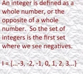 Irrational Numbers and the Real Number System
