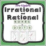 Irrational and Rational Numbers Review Game Pre-Algebra Game