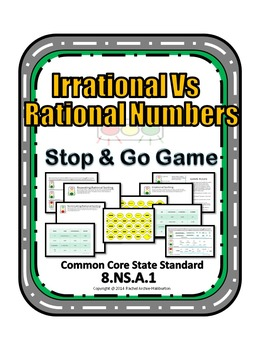 Irrational vs Rational Game - Activity and Assessment - 8.