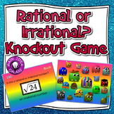 Rational and Irrational Numbers Activity