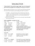 Irregular ER verb practice