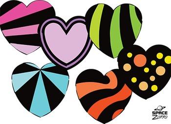 Irregular Hearts ( 6 Images )