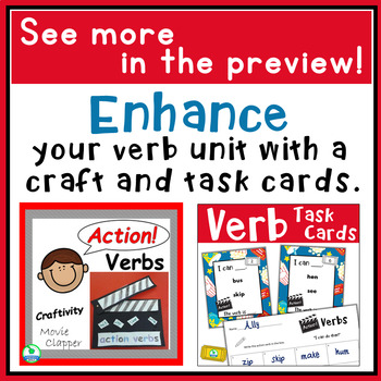 Irregular Past Tense Action Verbs Flashcards